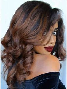 Human Hair Color Chart Brown Ombre Waves Full Lace Wig Rewigs Co Uk