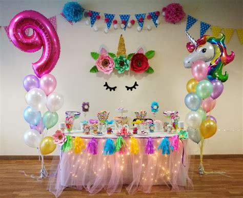mesa dulce unicornio mesas dulces en  mesa dulce