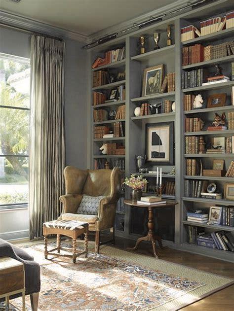 16 interior design ideas cozy home library