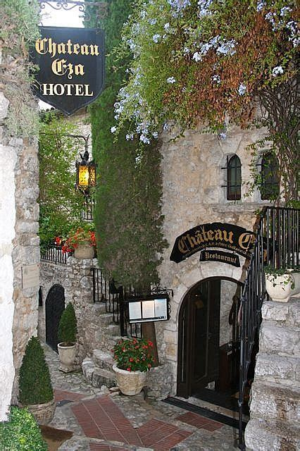 Chateau Eza ~ Eze ~ France Aw Have Been Here And Seen