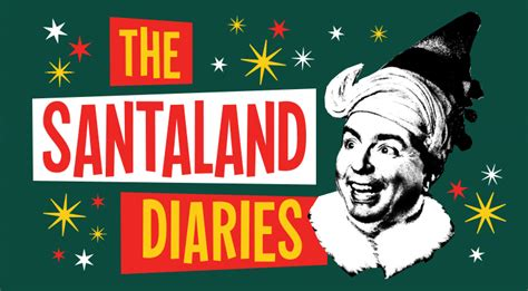 santaland diaries portland center stage armory