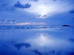 Blue Ocean Backgrounds