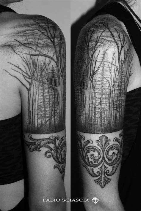 tatuajes de arboles principales disenos  sus significados
