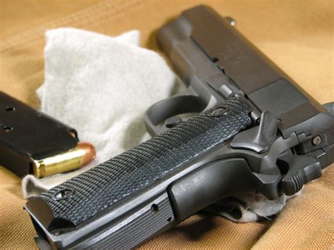 1911 Vs. CZ 75: Two Legendary Guns Go Toe To Toe - Off The ...
