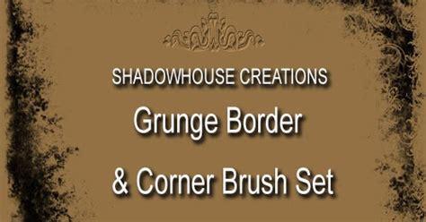 Shadowhouse Creations: Shadowhouse Creations Grunge Corner