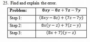 Chart Graphing Factor By Grouping Worksheet Pdf And Answer Key 25
