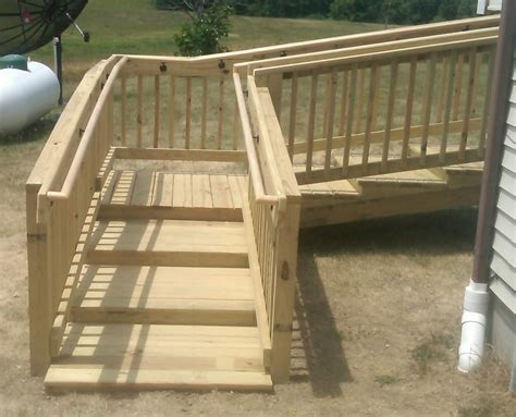 wheelchair rs for stairs outdoor home ideas