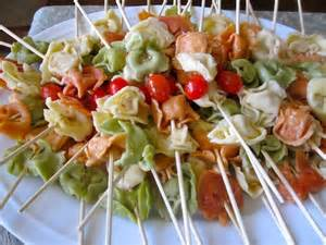 tortellini and tomato skewers my recipes