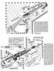 Detailed Parts Diagram Of  U0026 39 Rifle No 1  Mkiii  Smle  303in