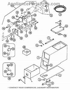 Coin Operated Whirlpool Washer Wiring Diagram  Wiring