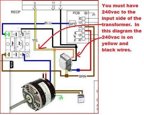 Ecm Psc Blower Motor Conversion Page