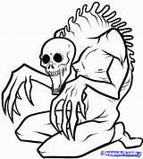 Creepypasta Coloring Draw Rake Drawing Drawings Printable Creepy Clockwork Step Scary Anime Dragoart Getdrawings Tutorial Meme Scared Looking Template sketch template