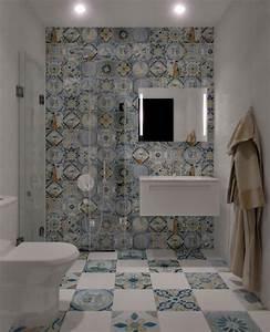 Salle De Bain Petite Surface : salle de bain italienne petite surface les deux pieds ~ Dailycaller-alerts.com Idées de Décoration