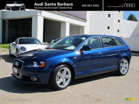 scuba blue metallic audi   tdi  photo  gtcarlotcom car color galleries