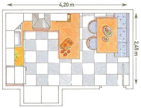 planos modernos de cocina comedor