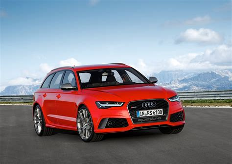 2017 Audi Rs6 Tfsi Quattro Overview & Price