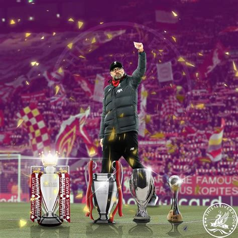 Liverpool Premier League Champions 2020 Wallpapers ...
