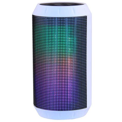Speakers With Lights by Laser Wireless Speaker With Led Lights Fm Radio