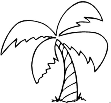 palme  ausmalbild malvorlage comics