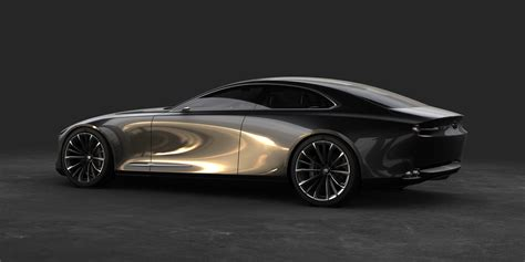 Mazda's Vision Coupe Named 'Most Beautiful Concept Car of ...