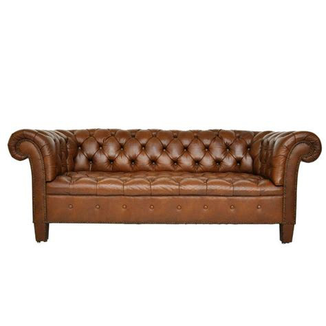 brown chesterfield sofa brown leather chesterfield sofa baker