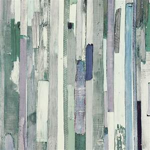 Tapete Holzoptik Flieder Grn Tapeten Rasch Textil New Age