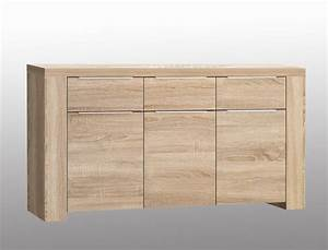 Sideboard Eiche Sonoma : sideboard calvin 6 eiche sonoma 169x83x50 anrichte schrank wohnzimmer wohnbereiche esszimmer ~ Indierocktalk.com Haus und Dekorationen