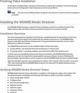 Arris Group Dcx3635 Cable Set Top Box User Manual