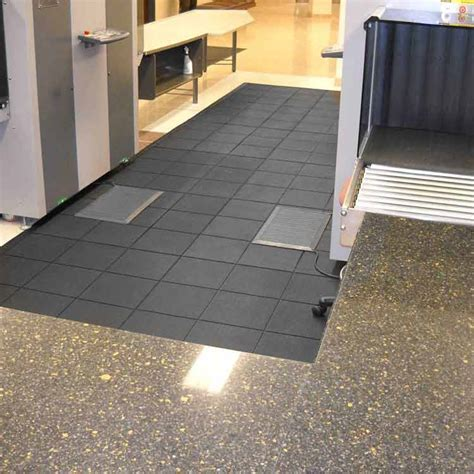 """Revolution"" Interlocking Flooring Tiles"