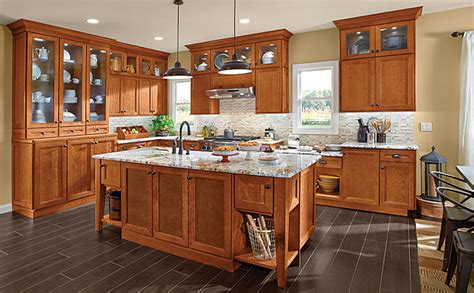 kraftmaid vantage cabinet specifications cherry kitchen in praline kraftmaid