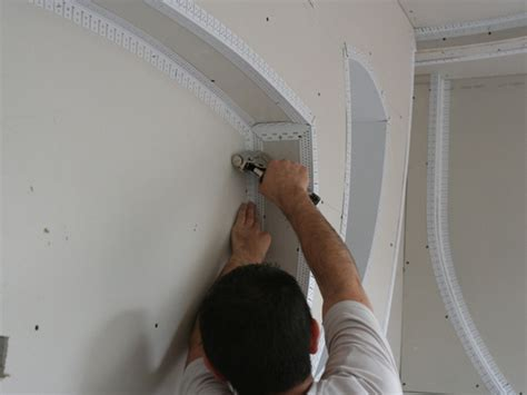 90º Inside Corner Bead & Archway  Trimtex  Drywall Products