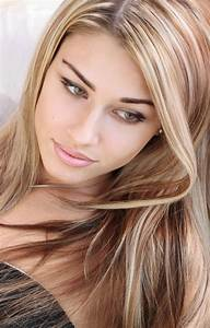 Light Brown Hair Color with blonde highlights | Hair ...