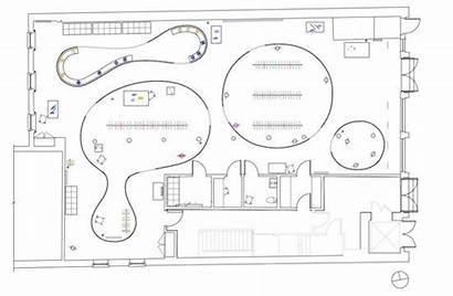 Sanaa Layout Plan Floor Boutique Derek Lam