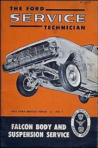 1963 Ford Ranchero Repair Manual