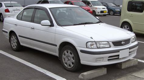 nissan sunny 2002 2002 nissan sunny b15 pictures information and specs