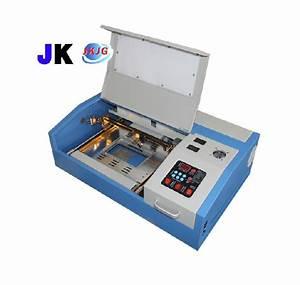 Hot Sale 110/220V 40W 200*300mm Portable CO2 Laser