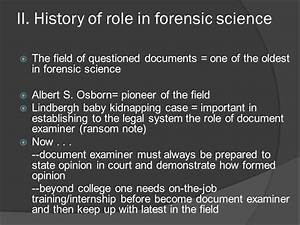 Chapter 21 questioned documents ppt video online download for Questioned documents forensic science