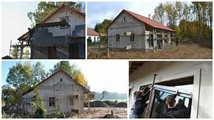 Stavba nové chalupy