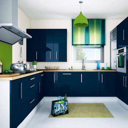 cuisine bleu nuit cuisine balty socooc maison