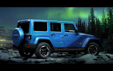2014 Jeep Wrangler Polar Edition Right View Image Photo