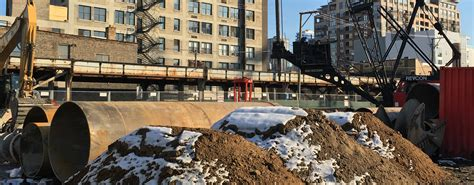 Dan Allen Parking Deck Permit by Ground Broken Permit In Niche 905 Wastes No Time