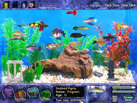 jeux de poisson aquarium captures d 233 cran fish tycoon t 233 l 233 charger les jeux gratuits jouez aux jeux gratuits