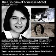 Anneliese Michel House Burned