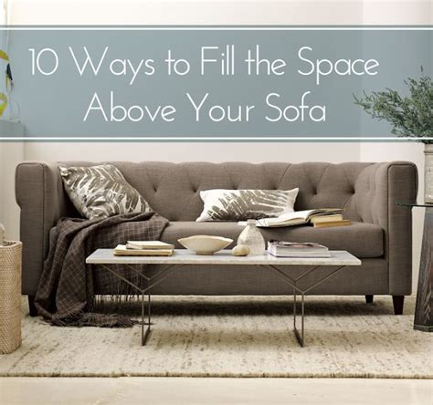 17 Best Images About Wall Behind The Sofa On Pinterest