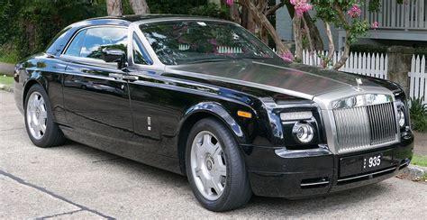 Rolls Royce Car : Rolls-royce Phantom Coupé