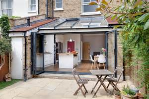 kitchen extension plans ideas family kitchen extension updated homes