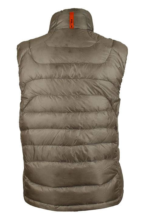 quilted puffer vest ralph s rlx quilted puffer vest