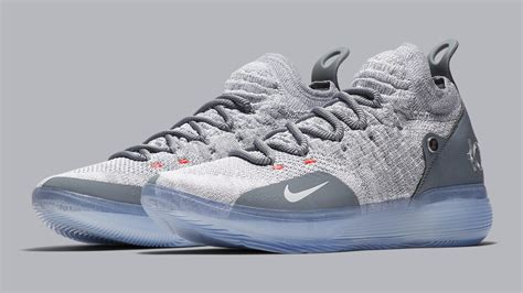 nike kd  cool grey release date sept   ao