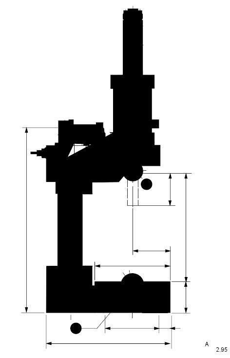 Pneumatic - 400lbs. Air press