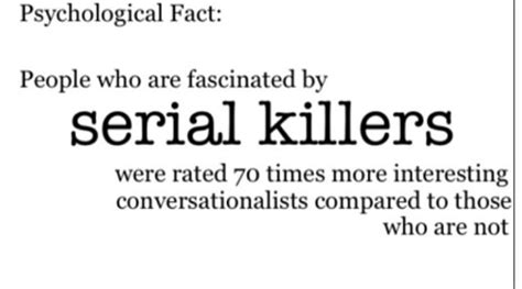 psychologist quotes on serial killers